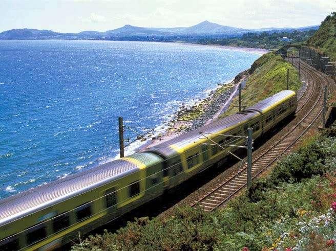 treno thalassa