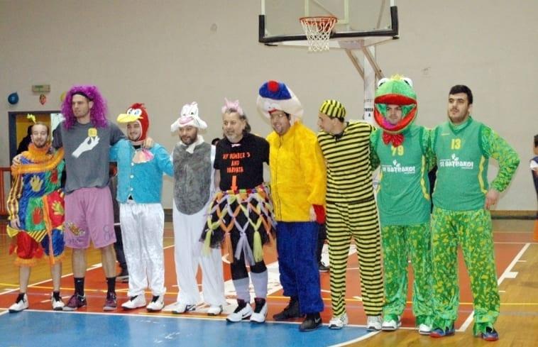 basket karnavali