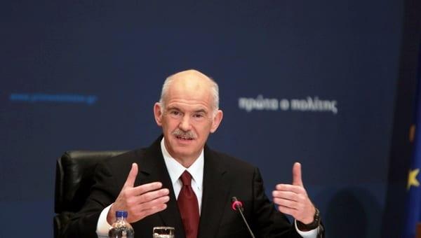 Papandreou megali -empros