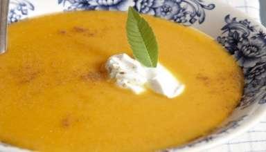 soupa kolokytha