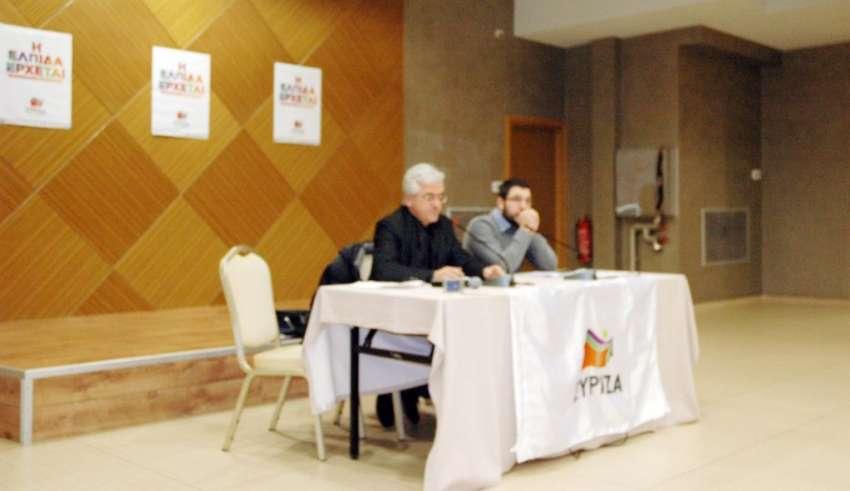 syriza 40meres