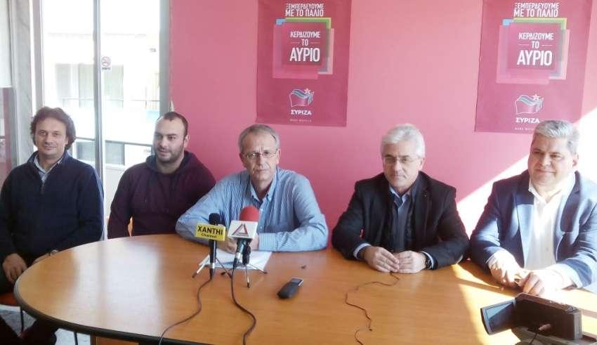 rigas syriza