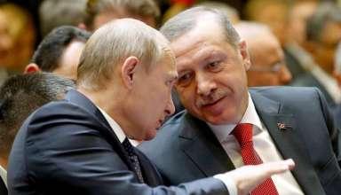 erdogan poutin