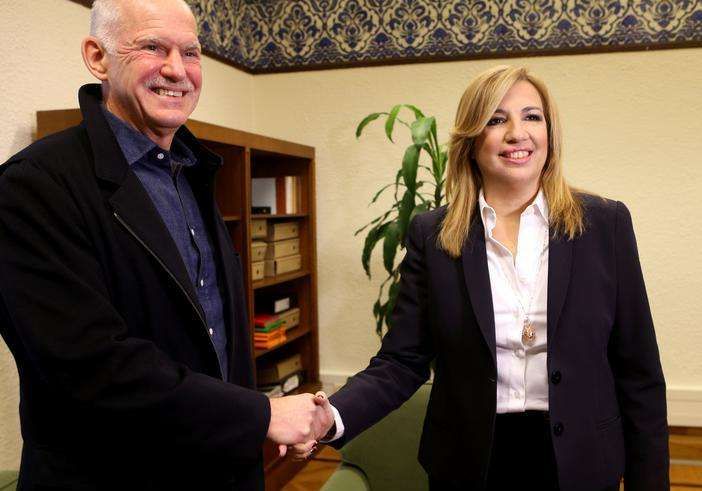 genimata papandreou