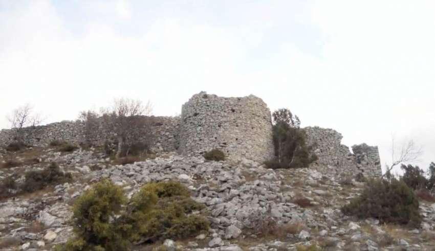 kastro xantheias